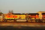 BNSF 535 Westbound