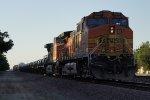 BNSF 5208 Westbound