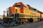 BNSF 2853 West