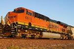 BNSF 6615, Roster Shot