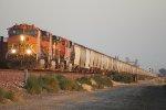 BNSF 4160 West