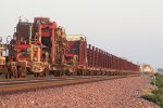Rail Train Equip. & BNSF 4160 West