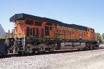 BNSF 7798 West
