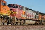 BNSF 619 Westbound