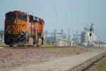 BNSF 7803 Westbound