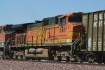 BNSF 4961 Westbound