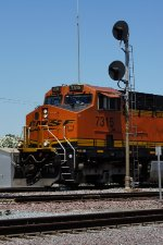 BNSF 7315 Past A Relic