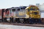 BNSF 2863 West