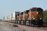 BNSF 4762 West