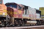 BNSF 8224 Westbound