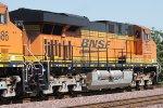 BNSF 7825 Eastbound