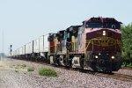 BNSF 664 West