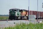 BNSF 8131 Eastbound