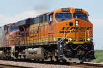 BNSF 7304 East, Roster Shot