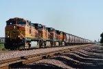 BNSF 4606 West