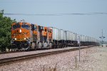 BNSF 6637 East