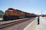 BNSF 4942 West