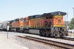 BNSF 4402 Westbound