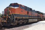 BNSF 999 Eastbound, Roster