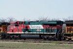 FXE 4676 Westbound
