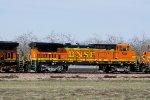 BNSF 541 Westbound