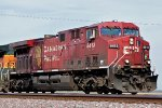 CP 8613 East, Roster