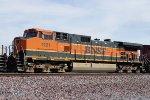 BNSF 1121 Eastbound