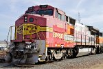 BNSF 552 West - Roster