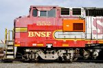 BNSF 552 West Cab-Shot