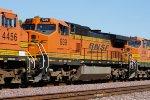 BNSF 939 Westbound