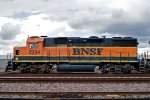 BNSF 2954 West Side-Shot