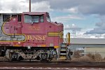 BNSF 552 East Cab-Shot
