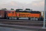 BNSF 132 Westbound