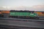 BNSF 2101 West