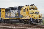 BNSF 2951 Roster