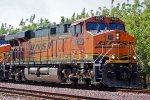 BNSF 6620 West
