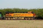BNSF 7406 West