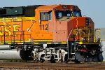 BNSF 112 East Cab-Shot