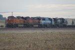 BNSF 7300 West
