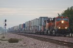 BNSF 7321 West