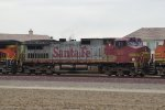BNSF 636 Westbound