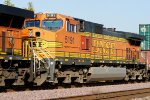 BNSF 5191 Westbound