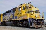 BNSF 2951 East
