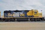 BNSF 2951 Side-Shot