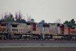 BNSF 928, 8233 Westbound