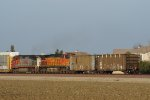 BNSF 736, 5016 & Some Extra's