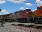 BNSF 641 Eastbound