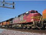 BNSF 695 Westbound