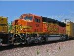 BNSF 138 Eastbound