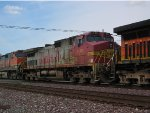 BNSF 649 Westbound